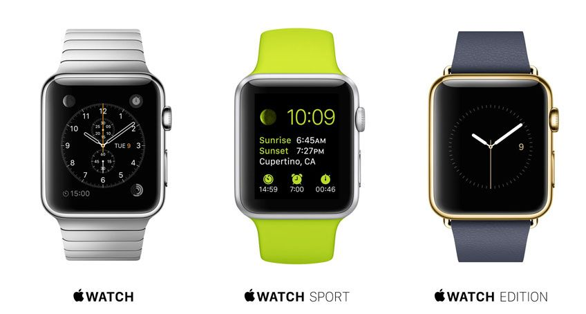 Apple-Watch-models
