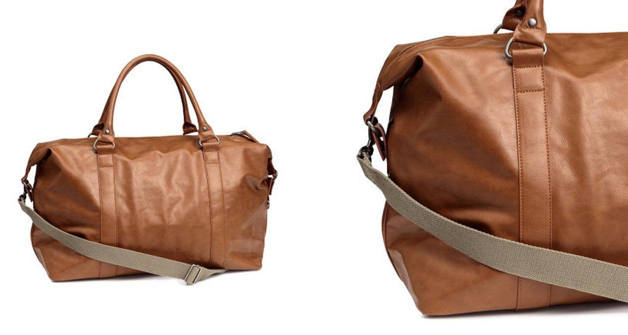h&m weekend bag colage