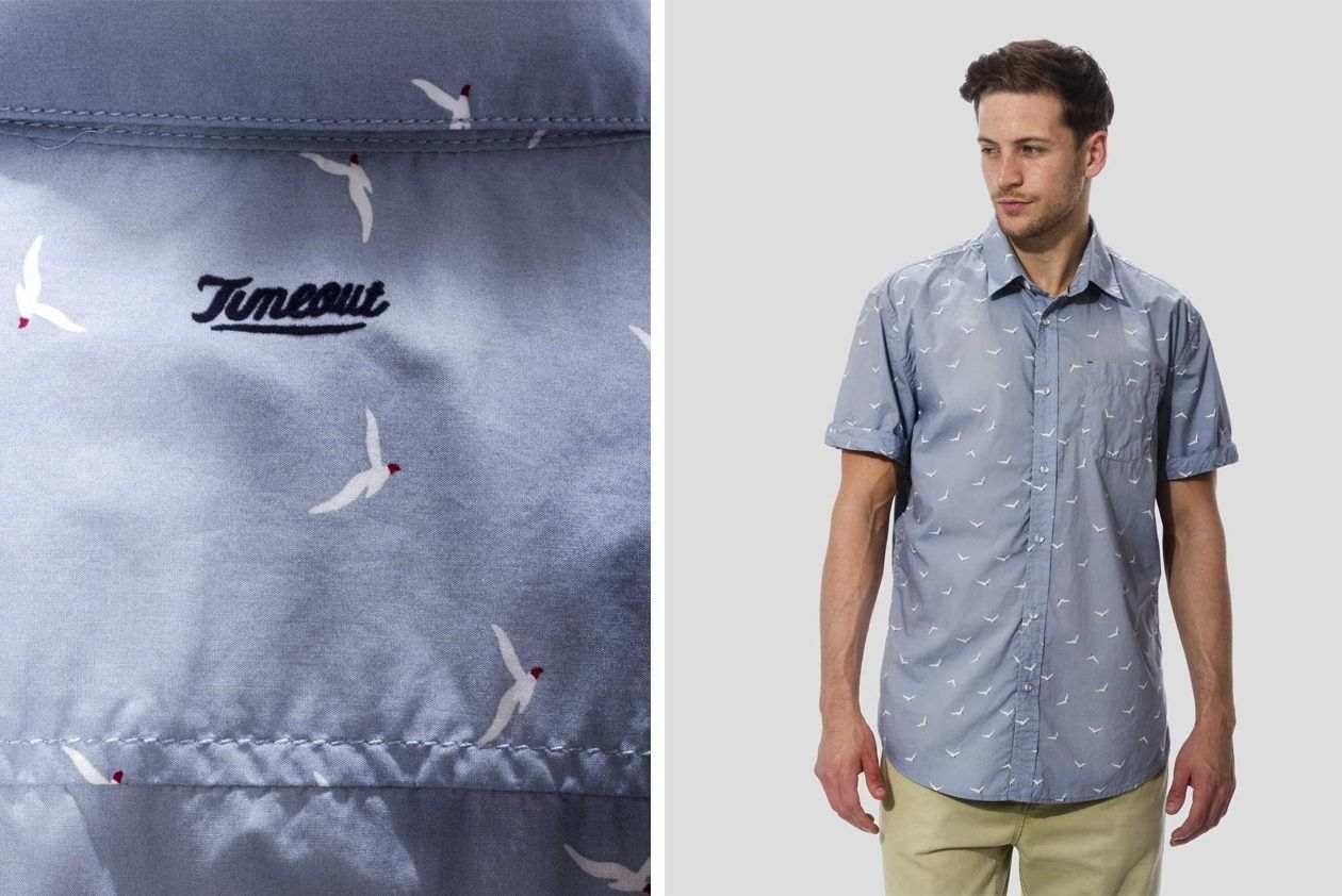 Time Out muška košulja