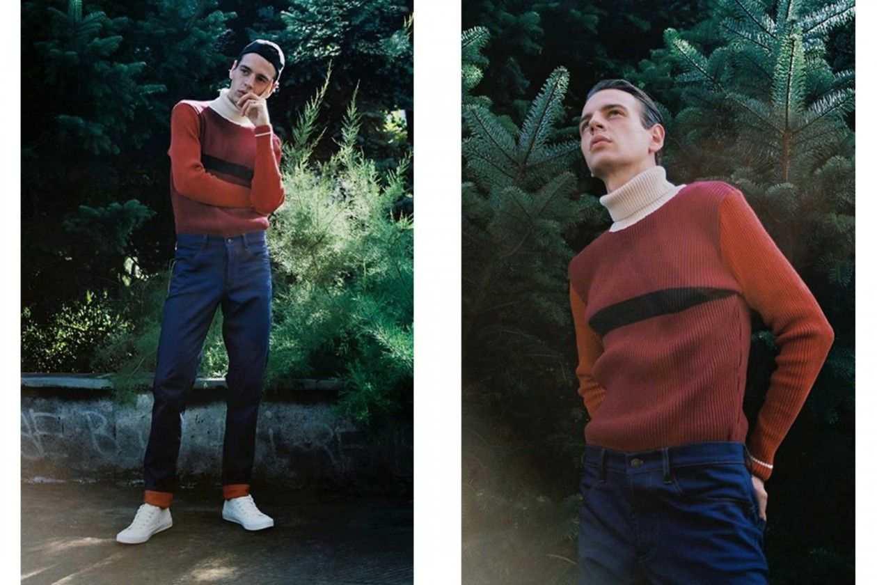 klasa senka džemper