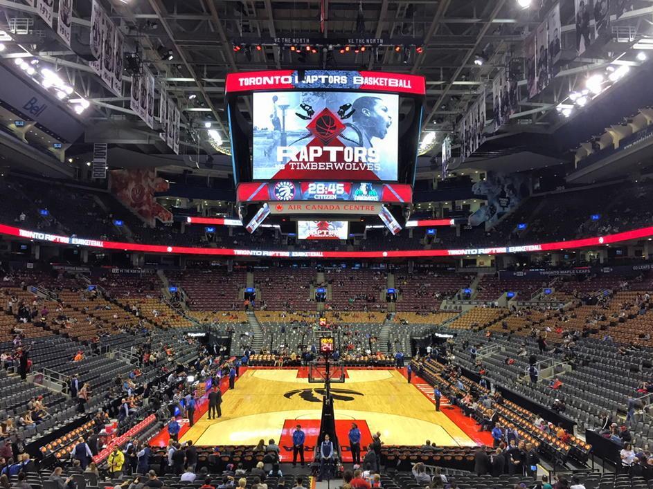 Fotografija: Twitter nalog Toronto Raptors