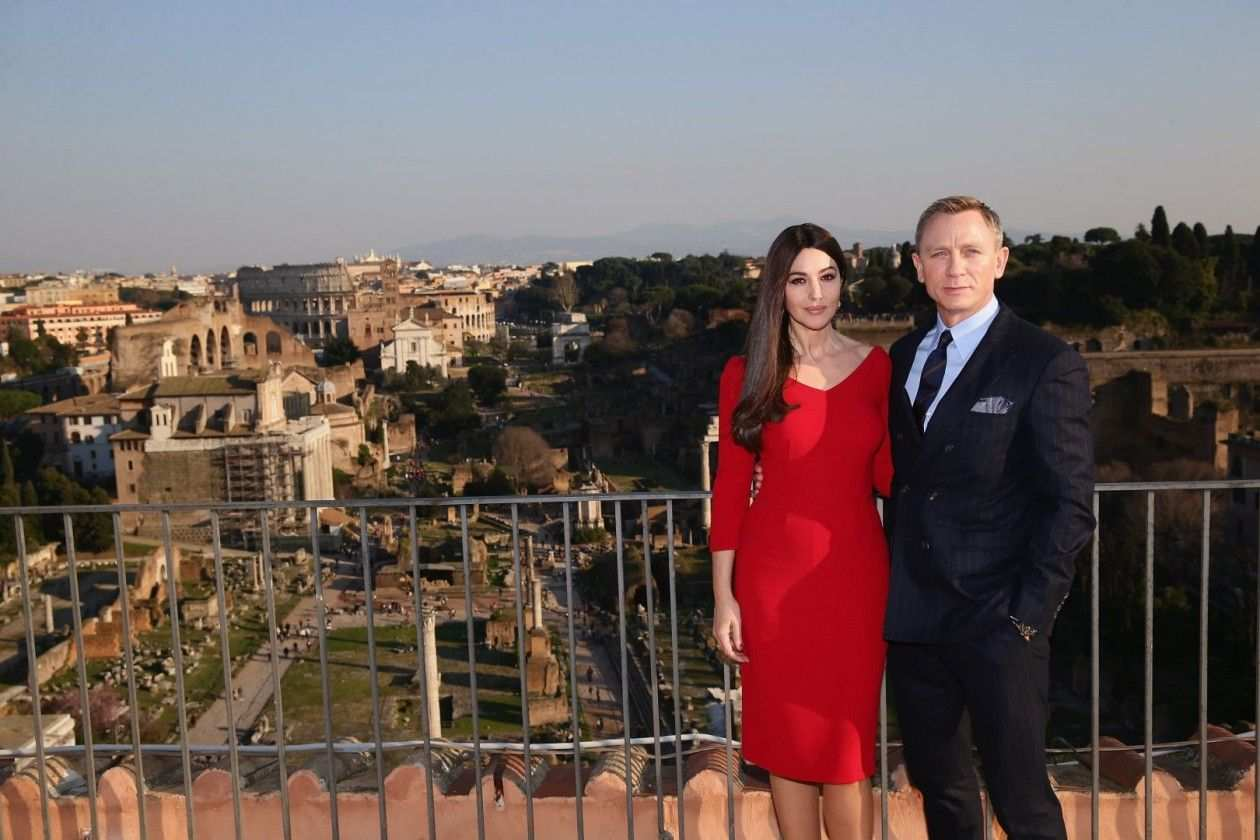 James-Bond-Spectre-Rome-1