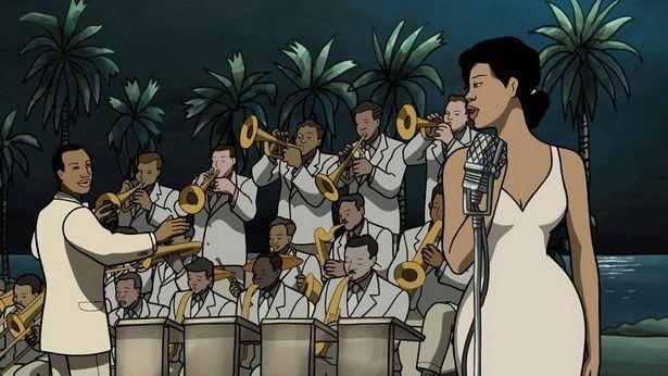 Havana iz snova: Chico & Rita (2010)