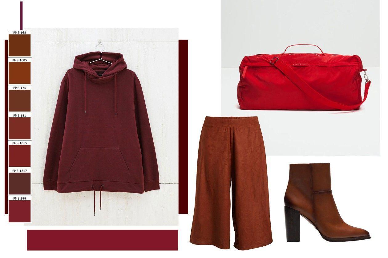 duks: BERSHKA men, pantalone: LINDEX, čizme: MASSIMO DUTTI, torba: OYSHO