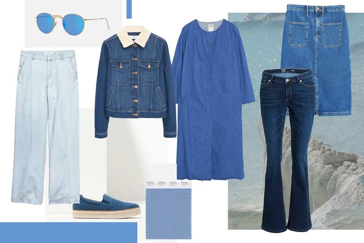 pantalone: H&M, naočare: RAY BAN, slip on: MASSIMO DUTTI, jakna: MANGO, haljina: ZARA, farmerke: LINDEX, suknja: MANGO