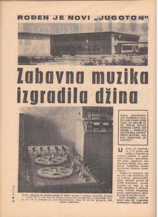 Ritam br 24 Jugoton 1963