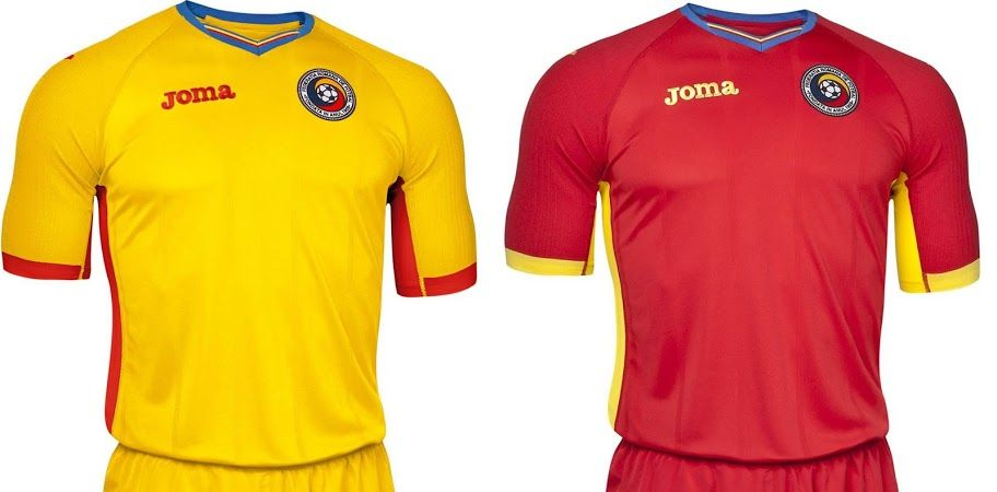 Romania euro 2016 home away kits released