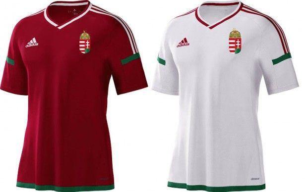 Hungary Euro 2016 kits