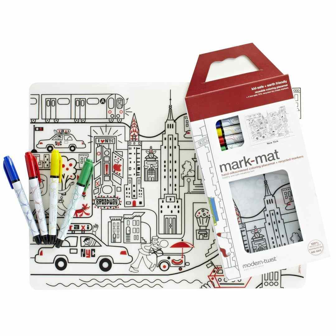 Modern-twist-Mark-mat-Kid-Box-New-York-Placemat-KBNY4