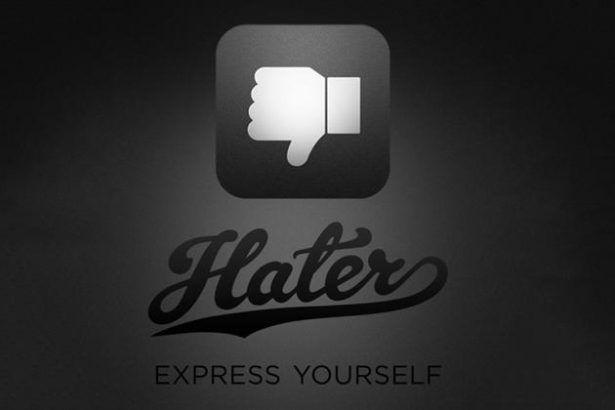 Hater-iPhone-App